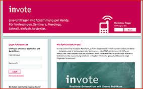 invote